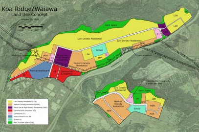 Hawai`i Supreme Court Throws Out Koa Ridge Approval