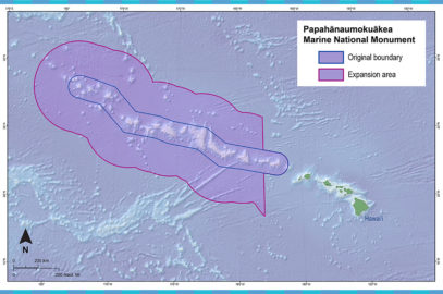Zinke Final Report: No Changes to Papahanaumokuakea Monument