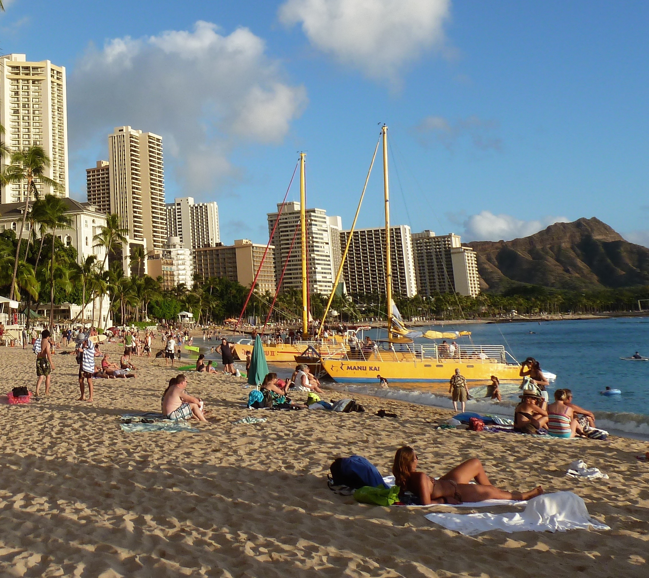 Meanwhile Boating Division Considers How To Auction Waikiki