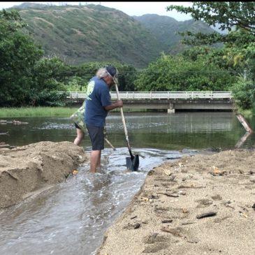 Moloka'i Flooding Frustrates Residents Who Now Face EPA, DOH Enforcement
